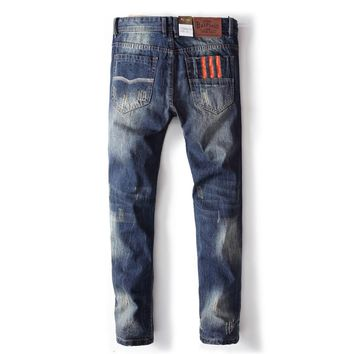 Straight Denim Jeans 29-40 ~ Sizes Available