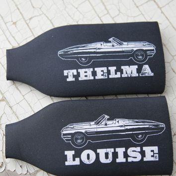 THELMA LOUISE BOTTLE COOLER - Junk GYpSy co.