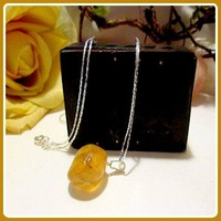 Passion & Success Citrine Necklace