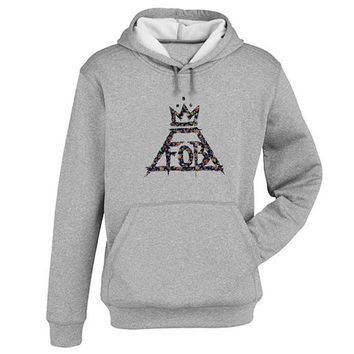fob Hoodie Sweatshirt Sweater Shirt Gray and beauty variant color for Unisex size