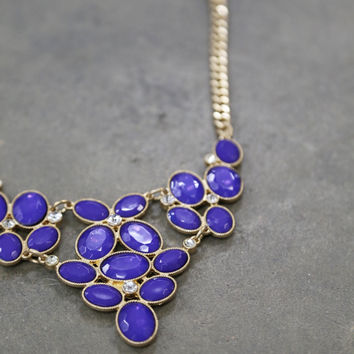Blooming Lavender Necklace