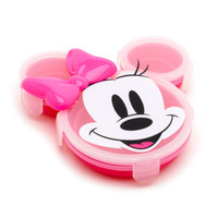 Minnie Mouse Plate With Lid