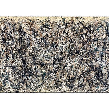 Jackson Pollock, One, Number 31, Paintings