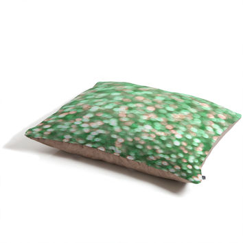 Lisa Argyropoulos Holiday Cheer Mint Pet Bed