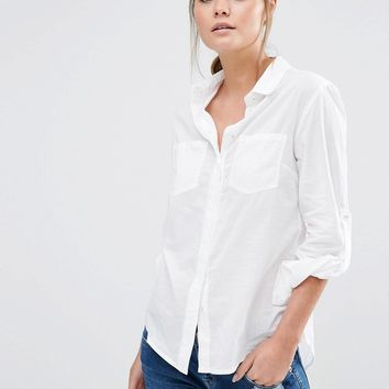Oasis Casual Shirt at asos.com