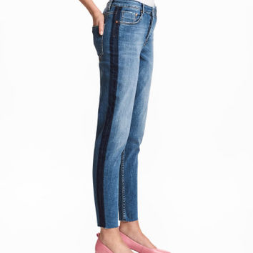 H&M Straight Cropped Regular Jeans $19.99