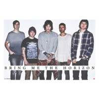 Bring Me The Horizon Group Poster
