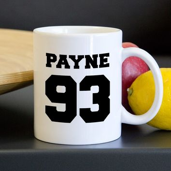 Liam Payne One Direction Mug, Tea Mug, Coffee Mug