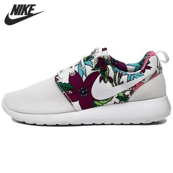 OPAL FERRIE - Original NIKE Floral Roshe Run Women's Running shoe sneakers
