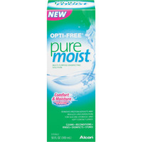 Walmart: Alcon Opti-Free Pure Moist Multi-Purpose Disinfecting Solution, 10 Oz