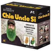 Chia Uncle Si Duck Dynasty Planter