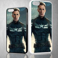 chris evans captain america wallpaper Y1441 iPhone 4S 5S 5C 6 6Plus, iPod 4 5, LG G2 G3 Nexus 4 5, Sony Z2 Case
