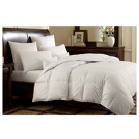 White Goose Down Alternative Comforter in Twin Size