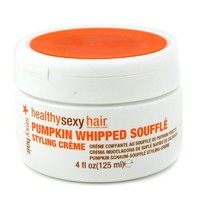 Healthy Sexy Hair Pumpkin Whipped Souffle Styling Creme - 125ml/4oz