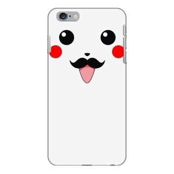 pikachu moustache iPhone 6 Plus/6s Plus Case