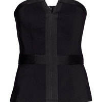 Corset top - from H&M
