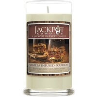 Jackpot Candles Vanilla Bourbon Jewelry Candle