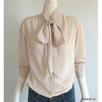 Dotted Lines Blouse