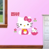 FATHEAD Hello Kitty-Fathead Jr. Graphic Wall Décor
