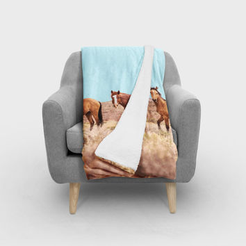 Horses #society6 #decor #buyart by 83 Oranges™