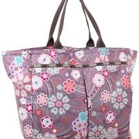 LeSportsac Deluxe Everygirl Tote,Merriment,One Size