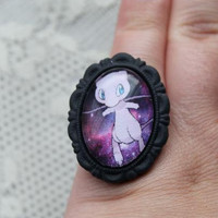 Pokémon - Mew In Space Ring - Rarest Pokémon.