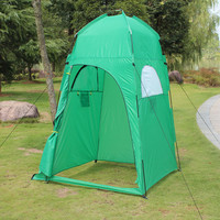 Portable Shelter Camping Shower Tent Changing Toilet Room