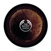 The Body Shop Coconut Body Butter, Nourishing Body Moisturizer, Mega-Size, 13.5 Oz.