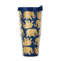 Lilly Pulitzer Thermal Mug, Tusk In Sun