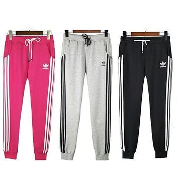 Adidas Women Fashion Casual Sport Pants Trousers