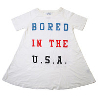 Bored In The U.S.A. Dress