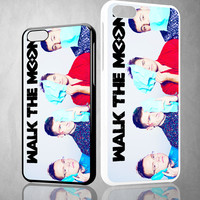 walk the moon band Z0447 iPhone 4S 5S 5C 6 6Plus, iPod 4 5, LG G2 G3, Sony Z2 Case