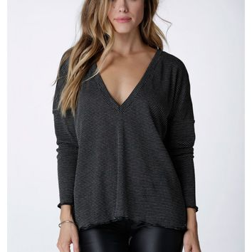 By The Book Long Sleeve Top