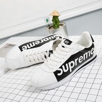 Supreme Unisex Fashion Casual Sports Height Increase Shoes [429893550116]