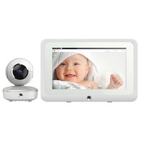 Motorola® MBP877CNCT Smart Nursery 7 Digital Video Baby Monitor