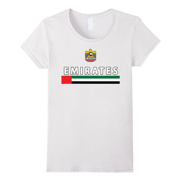 UAE Jersey T-shirt - Emirates Casual Tee