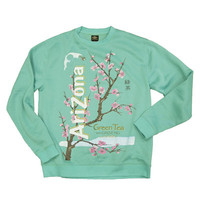 Vintage Green Tea Sweatshirt - Apparel - AriZona Beverage Co.