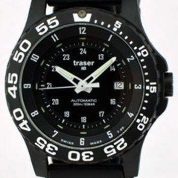 Traser H3 P6600 Automatic Pro Tritium Watch
