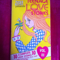 Teenage Love Stories, Volume 3, Tiger Beat