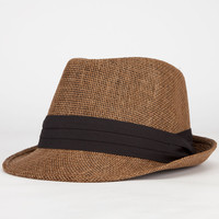 Straw Womens Fedora | Hats