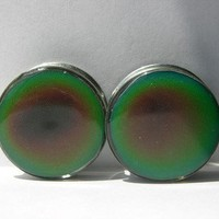 Mood Plugs Reversible 0 Gauge to 1 inch 8mm to by arksendeavors