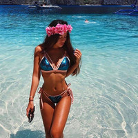 Swimsuit Summer Beach Hot New Arrival Swimwear Sexy Bikini [11711949391]