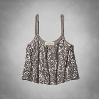 Fallon Sequin Cami
