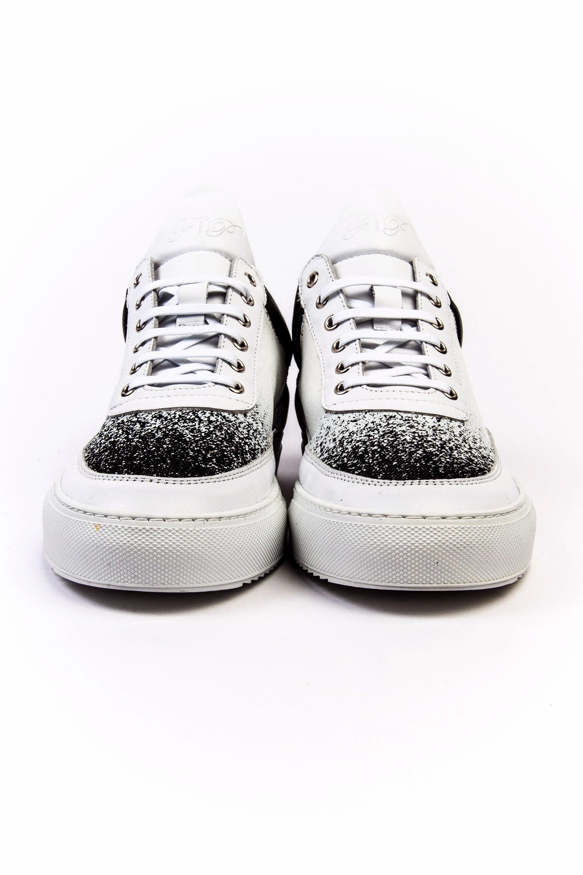 Filling Pieces Low Top Degrade Black White Sneaker 10e7a753b