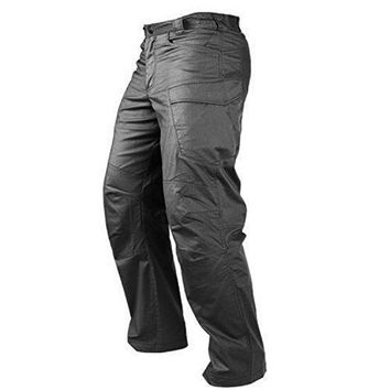 Stealth Operator Ripstop Pants Color- Black (38W X 34L)
