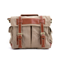 Charlie Canvas Crossover Camera Bag