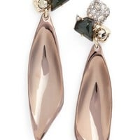 Alexis Bittar Elements Green Amethyst Drop Earrings | Nordstrom