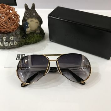 Sunglasses Givenchy  gray blue lens