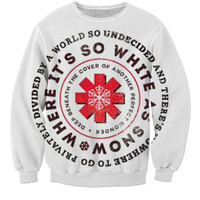 Red Hot Chili Peppers Sweatshirt