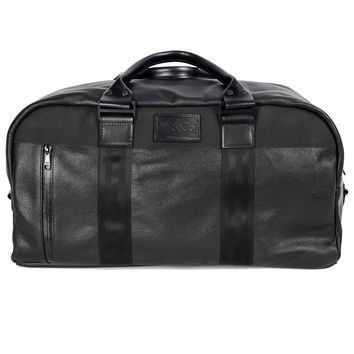 W&Co. Leather Duffle